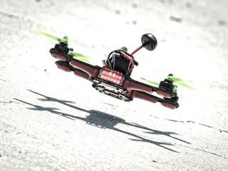 Les courses de drone sur eurosport!