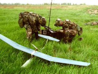 Un drone LEM pour l'armée de l'air