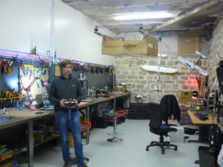 Le Flylab, fabrique a drones Do It Yourself