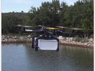 La Poste a réalisé avec succès le test d'une livraison par drone