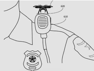 """Amazon vient d'obtenir une patente pour des drones """"pocket-sized"""", à controle vocale"""