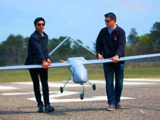 Reflet du Monde démarre des essais de communication par satellite pour son nouveau drone longue port