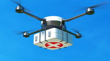 Ce drone ambulance conçu pour la livraison de matériel médical pourrait sauver de nombreuses vies