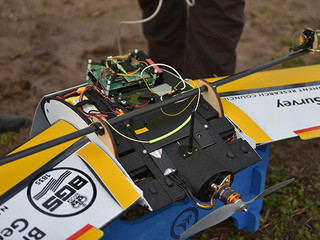 Gas sensors take flight on UAVs