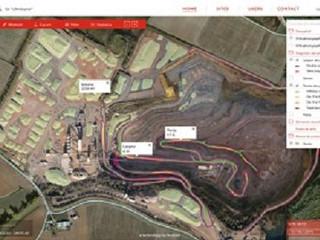 Caterpillar utilisera des drones français pour améliorer la productivité des chantiers