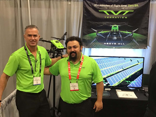 Terraview Debuts the RangePro X8 Long Endurance Drone at Commercial UAV Expo
