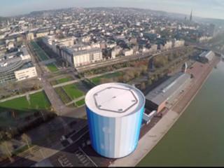Le Panorama XXL de Rouen vu d'un drone