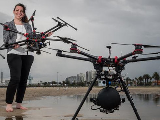 Drones are changing jobs and creating new ones