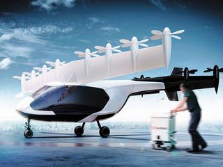 Drones de livraison d'organes: un premier vol cet été