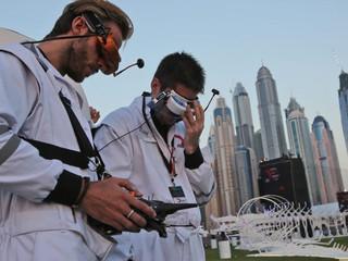 Les courses de drones arrivent en télévision sur ESPN à partir du mois d'août