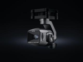 Leica s'associe avec Yuneec et dévoile la caméra IONL1 Pro pour drones.