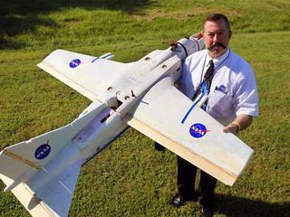 La NASA annonce des vols d'essais de drones hors vue