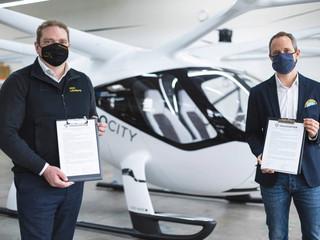 Volocopter : l'Allemagne commande deux drones Volocity pour transporter ses secouristes !