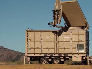 Le phaser, la nouvelle arme de l'US Air Force pour abattre les drones.