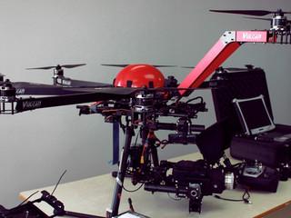 Un autre bon coup pour Hovercam-Media, un partenaire du Centre d'excellence sur les drones