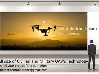 Des drones à la ferme