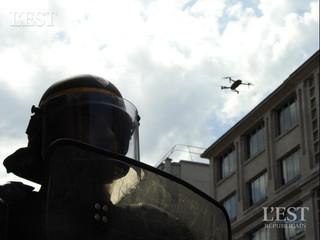 Maintien de l'ordre : à quoi servent les drones ?