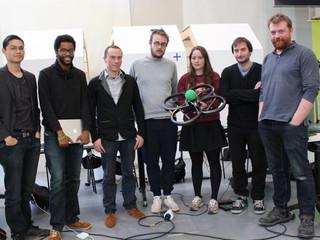Des Stéphanois imaginent un drone danseur
