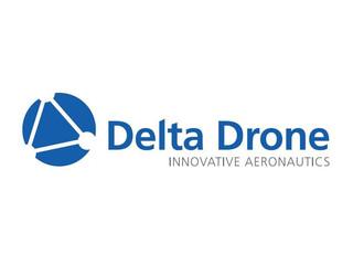 DELTA DRONE : Continue son projet de partenariat dans les applications agricoles des drones