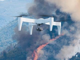 Ce drone électrique bat des records d'autonomie !