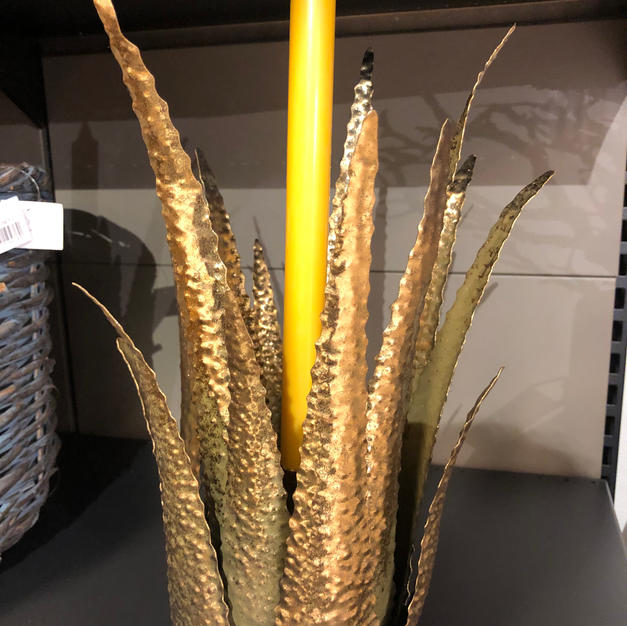 Lysestake gullblader