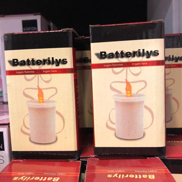 Gravlykt batteri 2