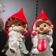 Julenissegutt og julenissejente