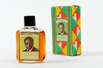 Quand le président Senghor était l'effigie d'une marque de parfum
