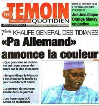 La presse Sénégalaise a t-elle bonne presse ?