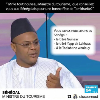 Six erreurs de communication du Ministre du Tourisme Sénégalais