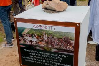 AKONCITY, un naming qui ne déroge pas aux traditions Sénégalaises