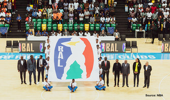 Le Basketball Africa League (BAL) a dévoilé son logo