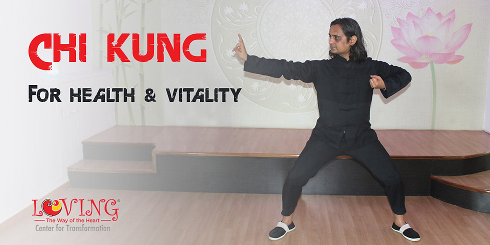 Chikung for Health and Vitality