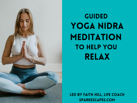 Yoga Nidra Guided Meditation To Help You Relax - Meditation For Beginners