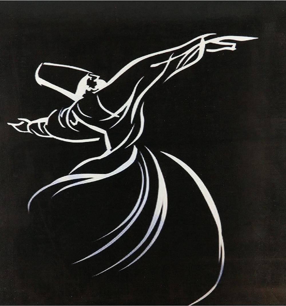 Good life advice, sufi dancer