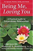 Best Self Help Books: Marshall B Rosenberg book - Being Me, Loving You