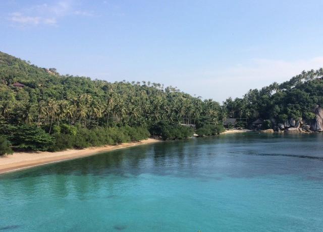 Haad Tien Beach, Koh Phangan, Thailand