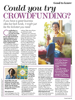 Woman's Weekly Crowdfunding.png