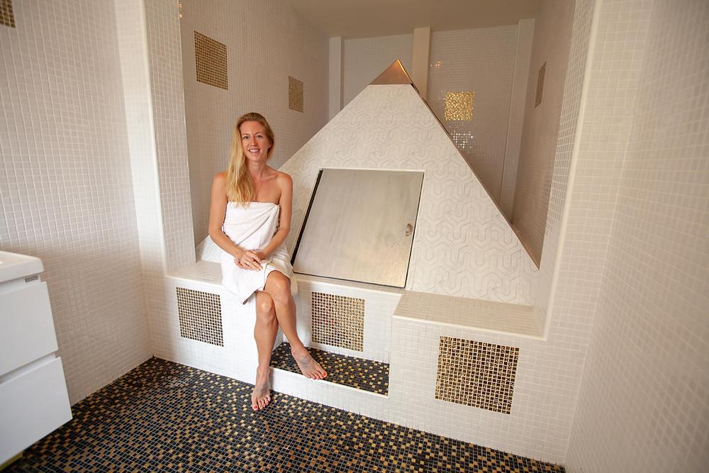 Life coach Faith Hill REST Pyramid Thailand