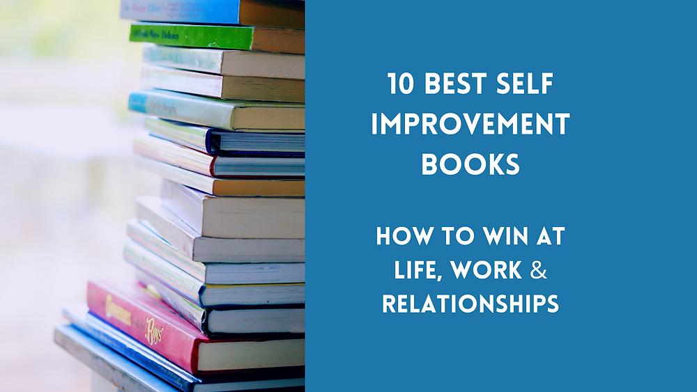 best self improvement books, best self help books