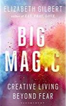 Best Self Help Books: Elizabeth Gilbert book - Big Magic