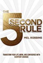 Best Self Help Books: Mel Robbins book The 5 Second Rule