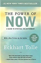 Best Self Help Books: Eckhart Tolle book - The Power of Now