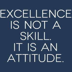 Believing in Excellence