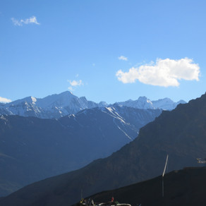 Learning NLP in the Himalayas
