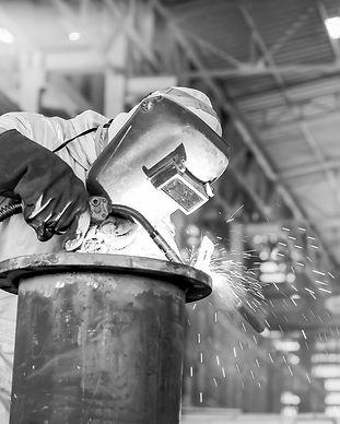 custom welding and pipe threading