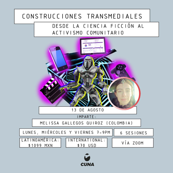 Construcciones Transmediales