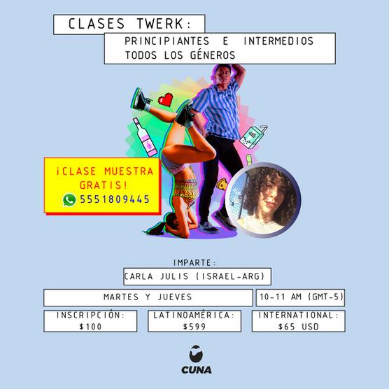 TWERK CLASE