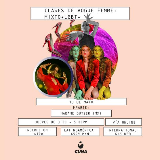Vogue Femme Clase