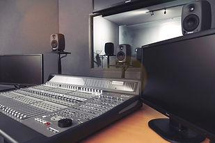 Half-Light Control Room